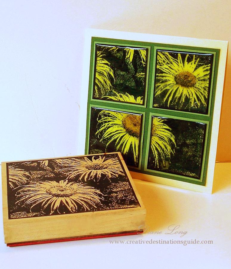 Garden Tile Card image