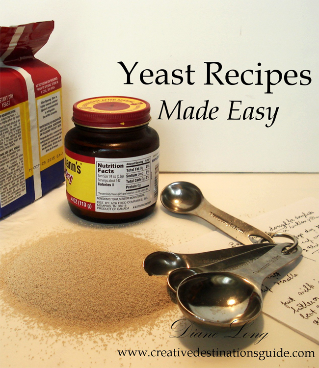 Yeast Recipes Made Easy