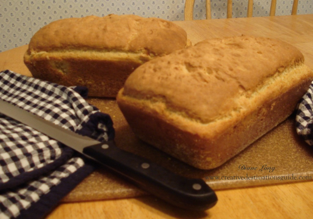 Heritage English Muffin Bread Recipe