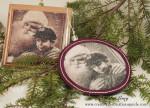 handmade ornament Diane Long900