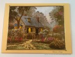 Thomas Kinkade rubber stamps, Cornish Heritage Farms
